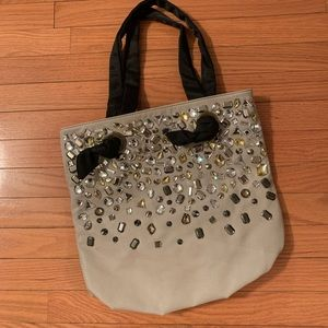 Limited Edition Vera Wang Bedazzled Tote